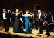 Smeton (Anna Bolena, Donizetti), Münchener Opernorchester conducted by Pietro Rizzo, Gasteig, Munich 2012.