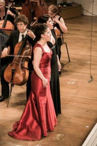 Gala concert of the Young singers project, Camerata Salzburg conducted by Theodor Guschlbauer. Salzburger Festspiele 2012