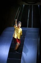 Pinocchio - The adventures of Pinocchio, Dove. Oldenburgisches Staatstheater, 2015. Photo: Karen Stuke.